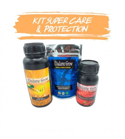 SUPERCARE & PROTETION PACK - MADAME GROW