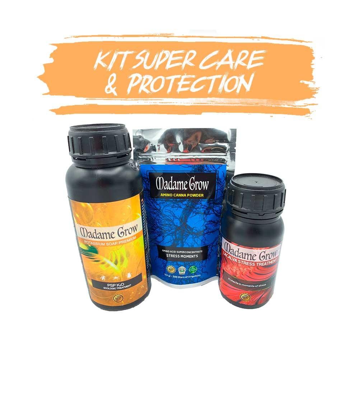 kit di fertilizzanti per la protezione e la cura