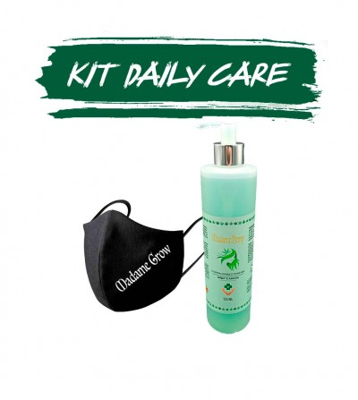 PACK DAILY CARE - MADAME HEMP