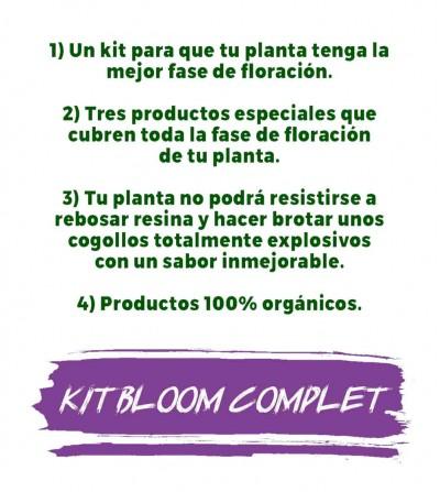 kit di concime per la fioritura