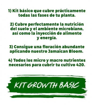 fertilizzanti per tutte le fasi di crescita