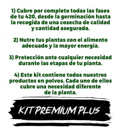 conjunto de fertilizantes orgánicos 420