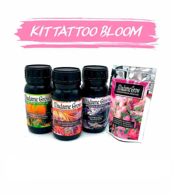 fertilizer kit to increase flowering