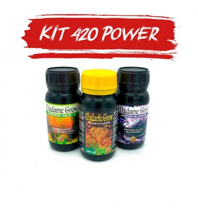 growth and flowering fertilizer pack