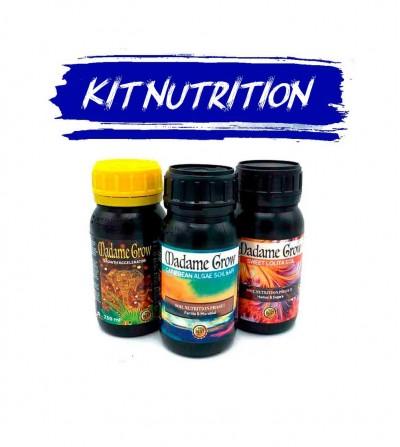 KIT NUTRITION 420 - MADAME GROW