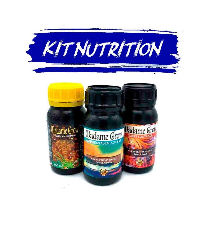 kit di fertilizzante nutrizionale