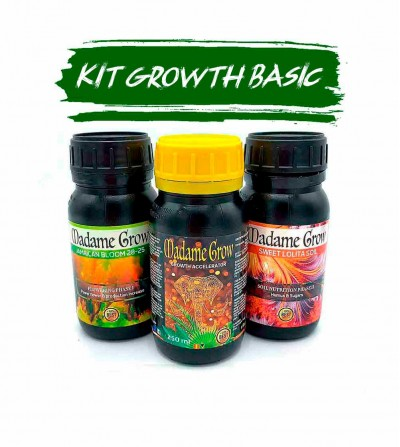 KIT GROWTH BASIC - MADAME GROW
