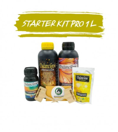 STARTER KIT PRO - MADAME GROW 4 PACK