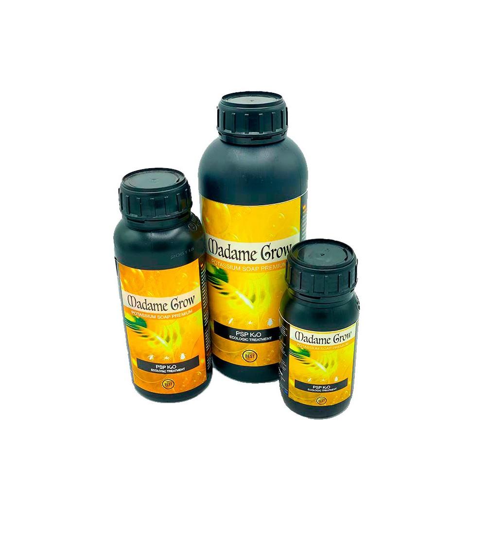 fertilizante jabón potásico